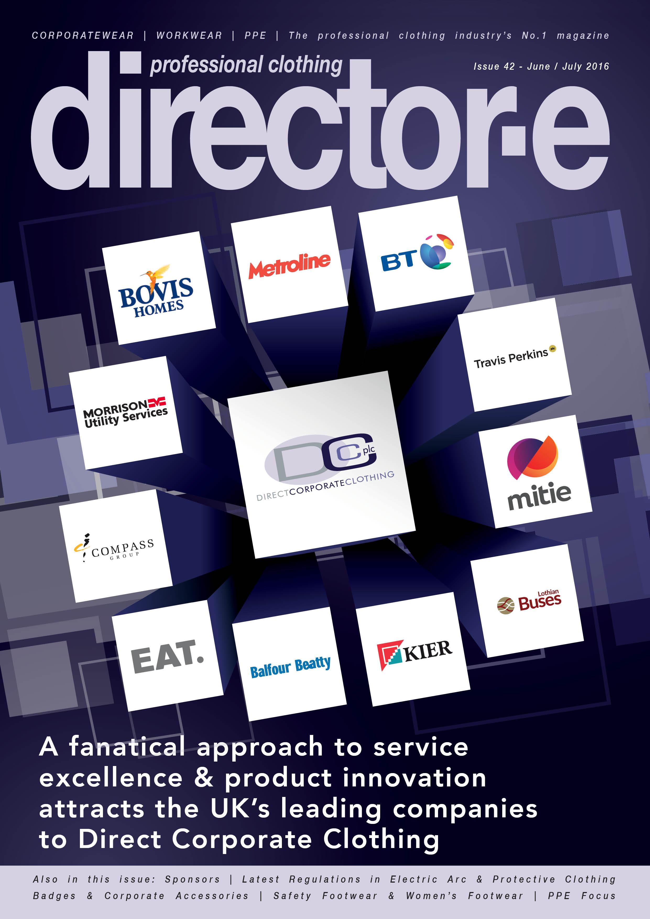 Director-e 42 June-July 2016 DCC