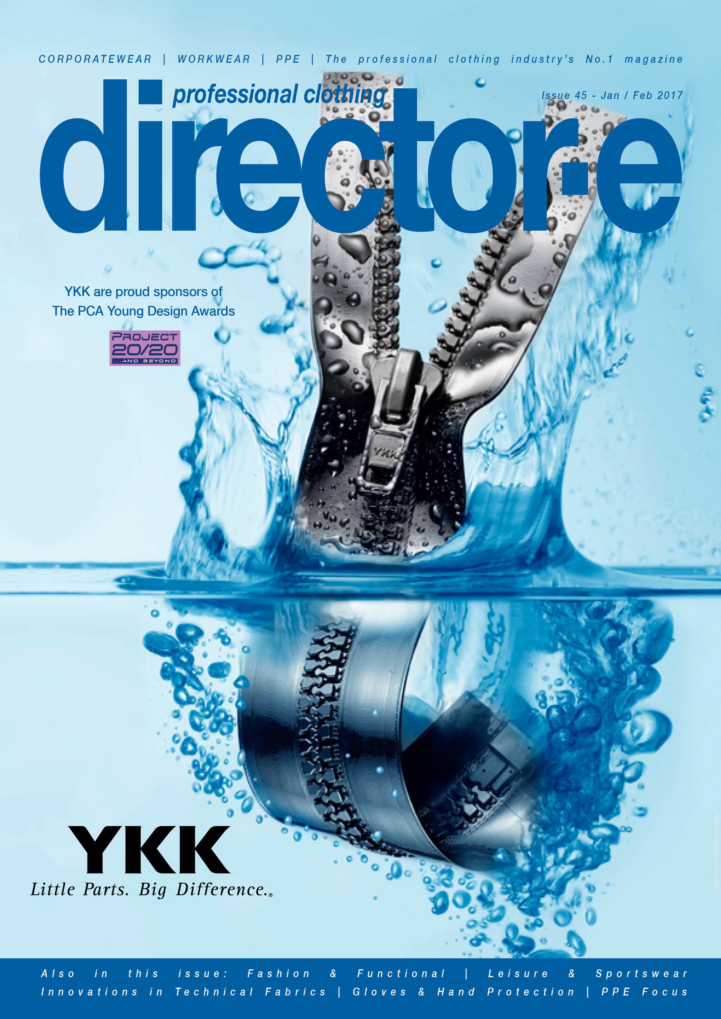 Director-e 44 Jan-Feb 2017 YKK