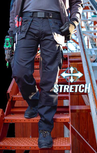 PCIAW | Dassy's professional workwear with stretch