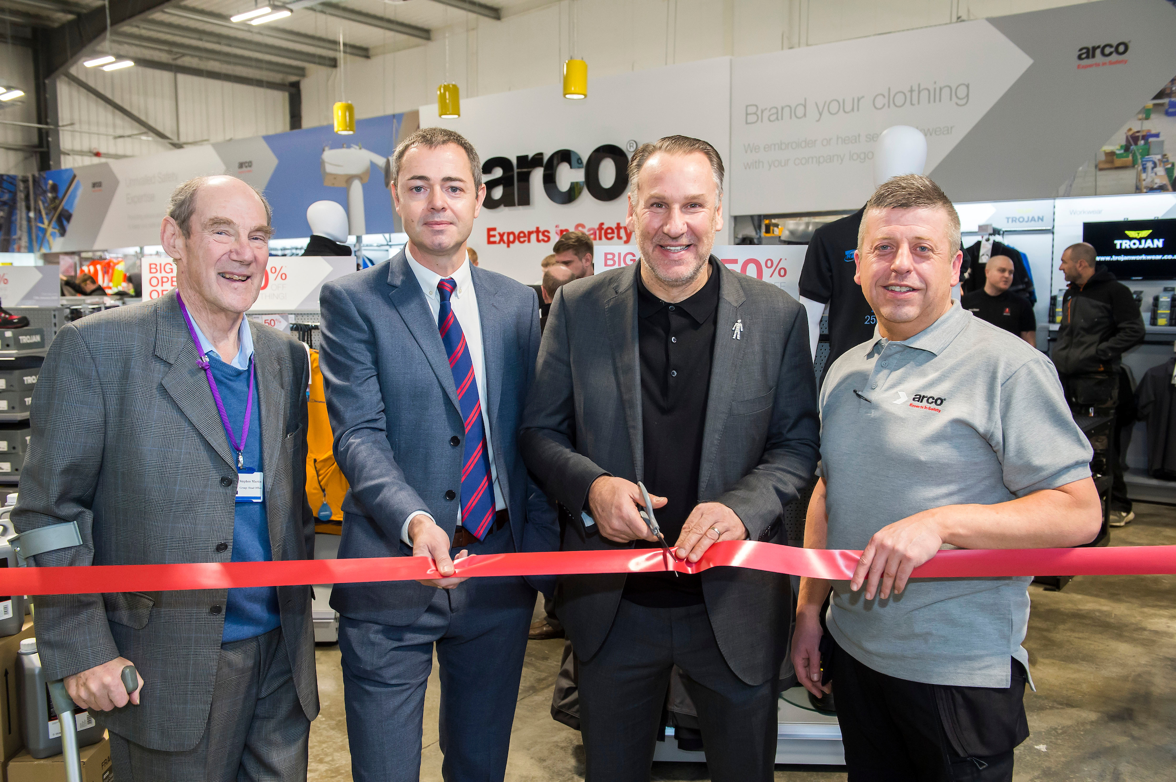 PCIAW | PCIAW News | Arco relocates Hull store to new premises