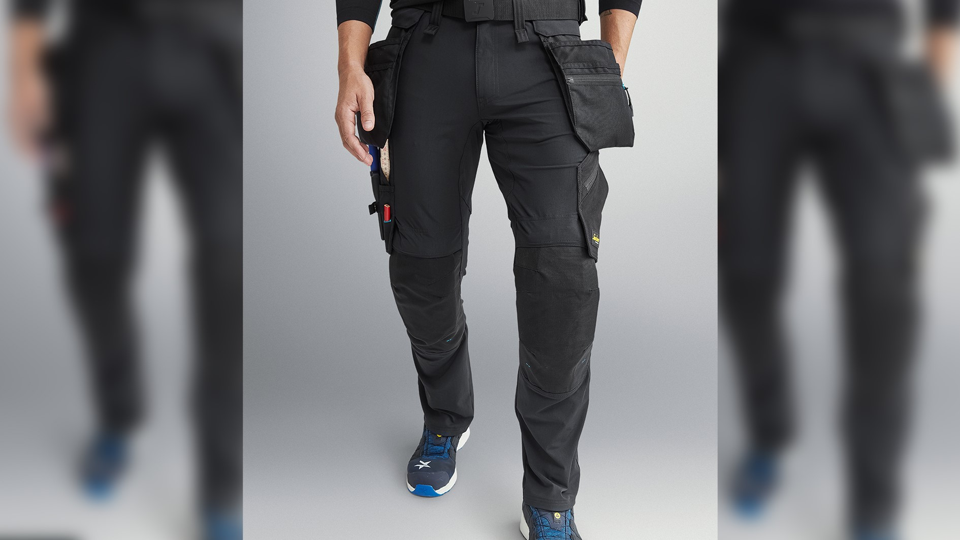PCIAW | PCIAW News | Snickers launches new LiteWork Stretch Trousers