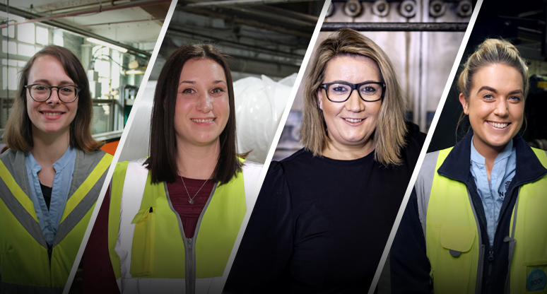 PCIAW   PCIAW News   Women in manufacturing: thoughts from some of the most influential in the textile business