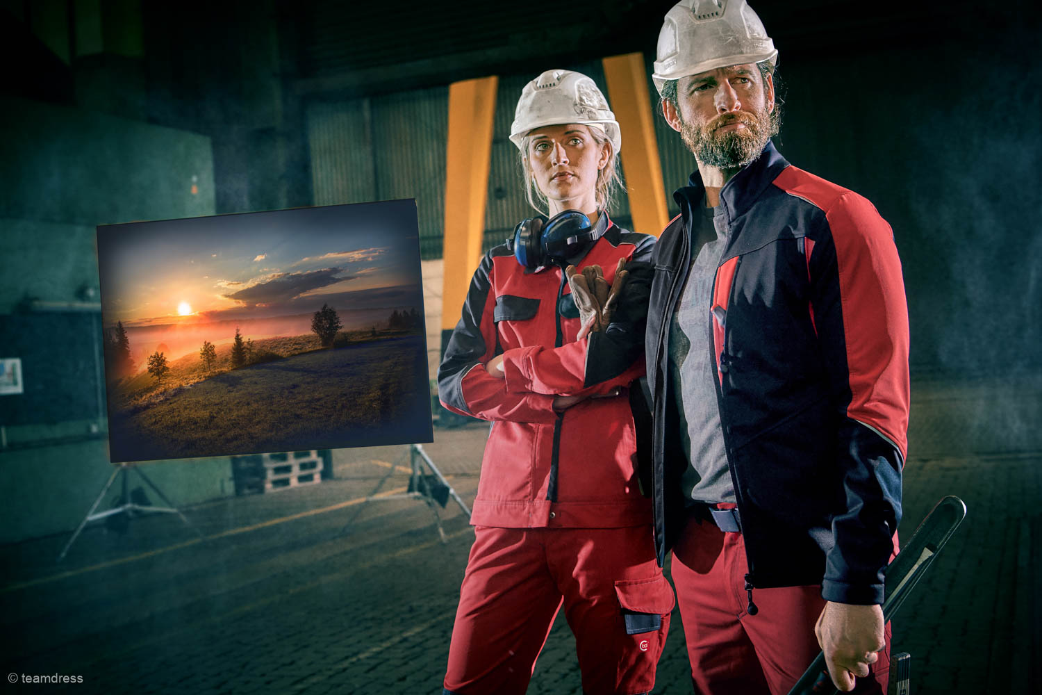 PCIAW | PCIAW Blog | Workwear: The 'Real' Cost of Low Cost with teamdress