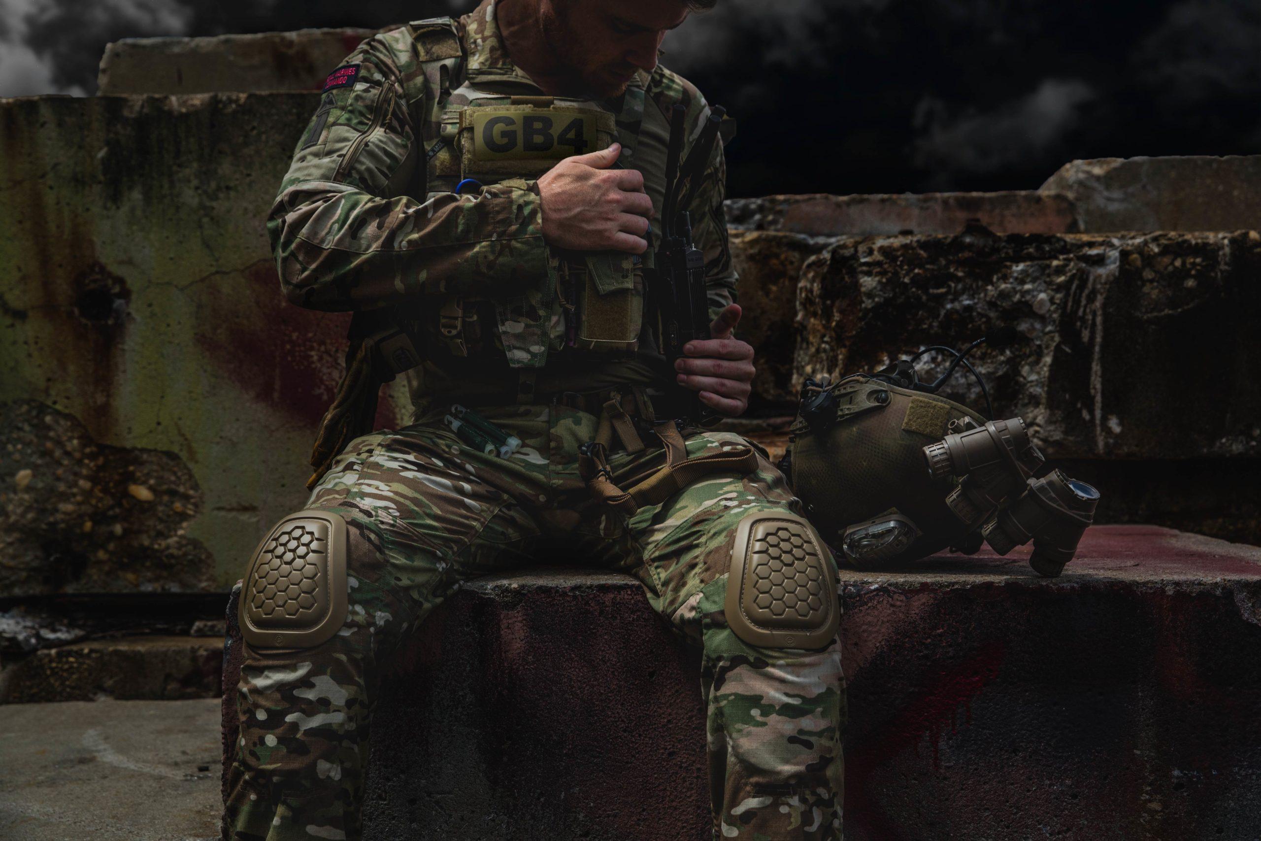Royal Marines choose CORDURA® NYCO fabric for new combat kit