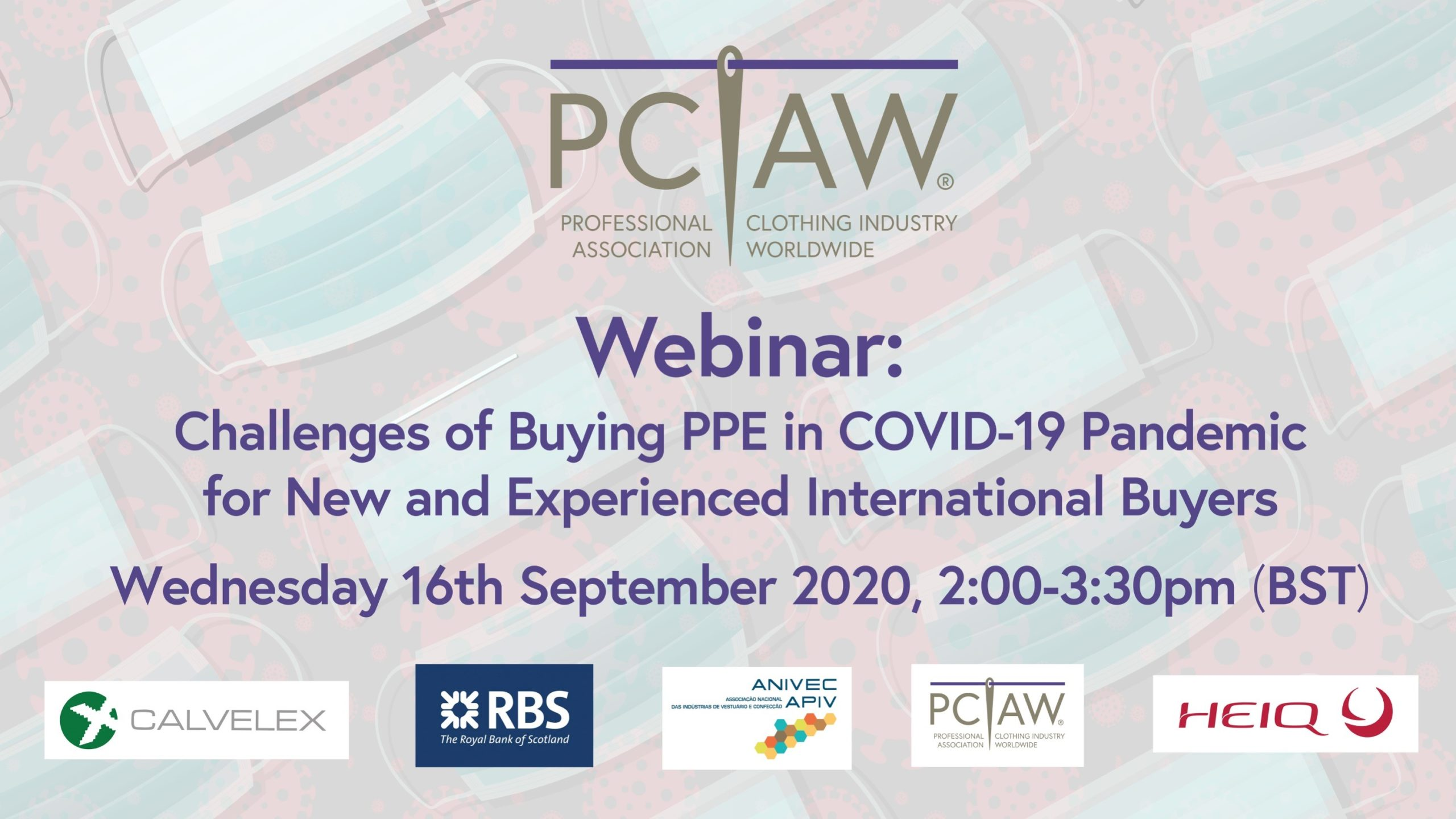 PCIAW Uniform Buyers' Network Webinar