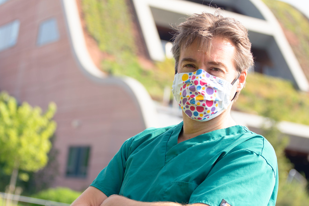 Brilliant Masks team with Alder Hey to launch ground-breaking face covering