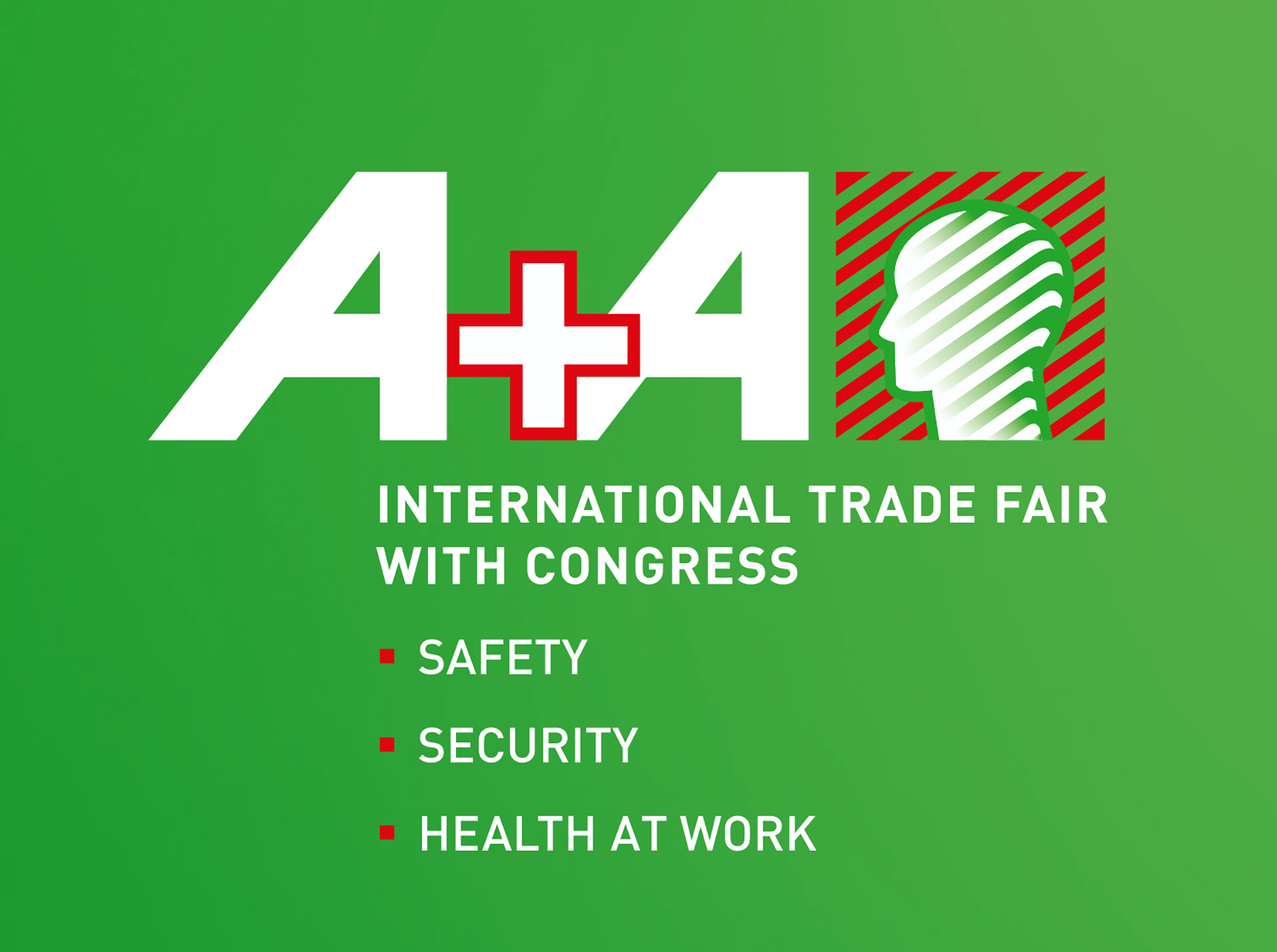 On 26-29 October 2021, the top national and international decision-makers will meet up once again in Düsseldorf for the world's No.1 Trade Fair for Safety, Security and Health at Work.