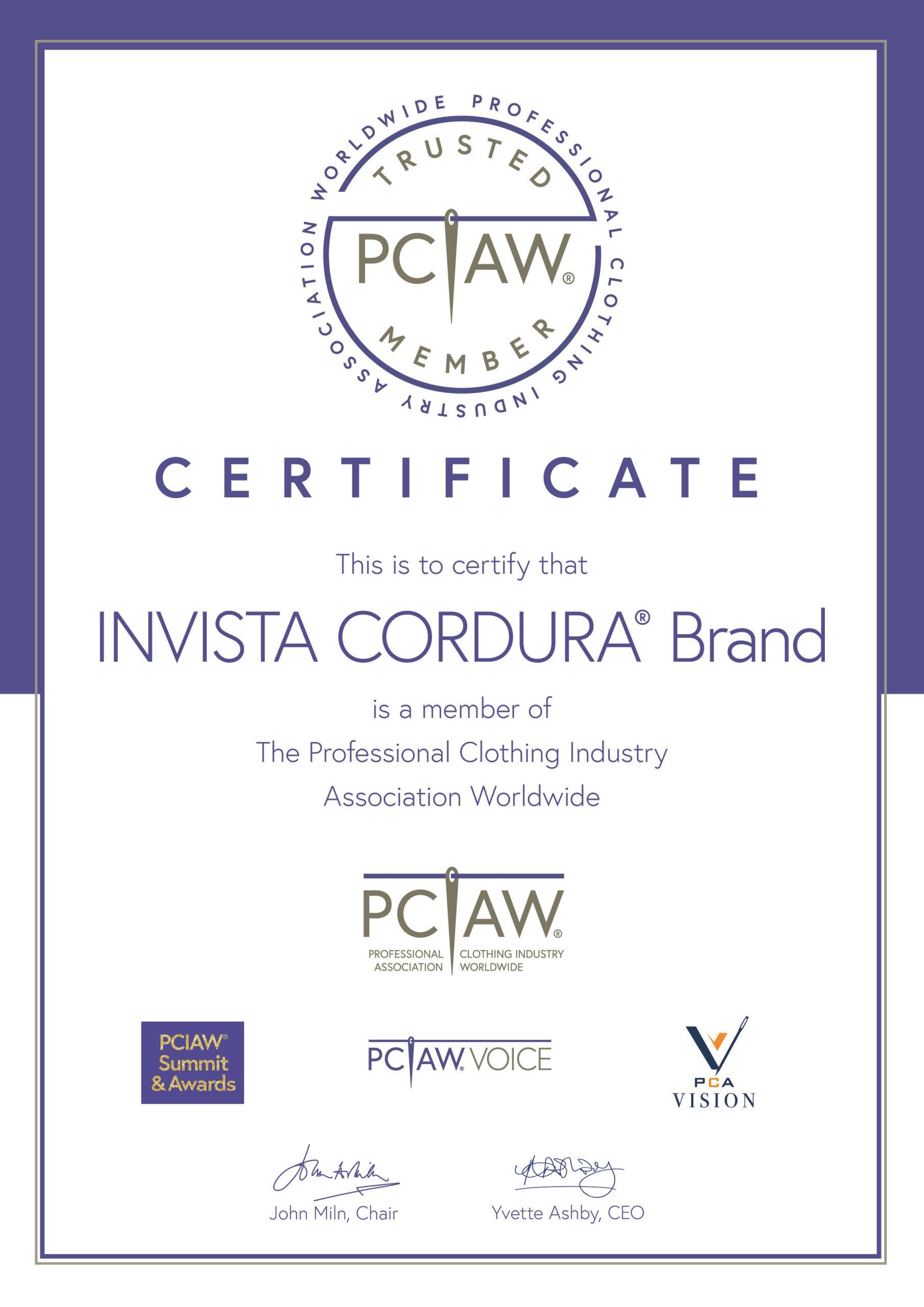 INVISTA CORDURA® Brand