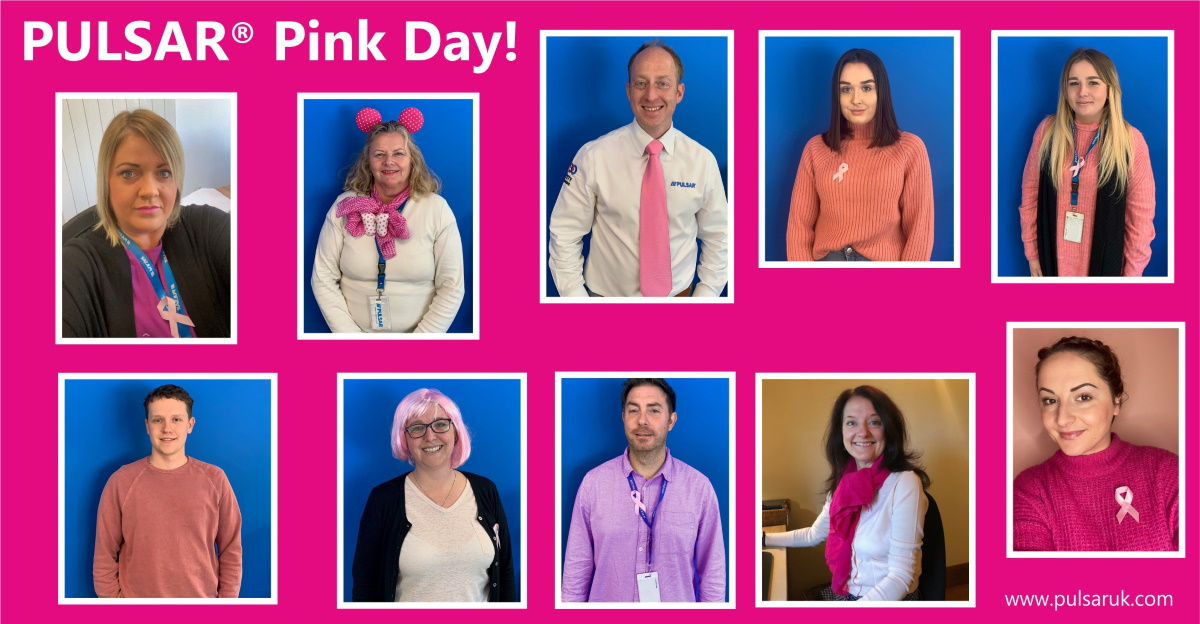 PULSAR® successfully celebrates first Pink Day