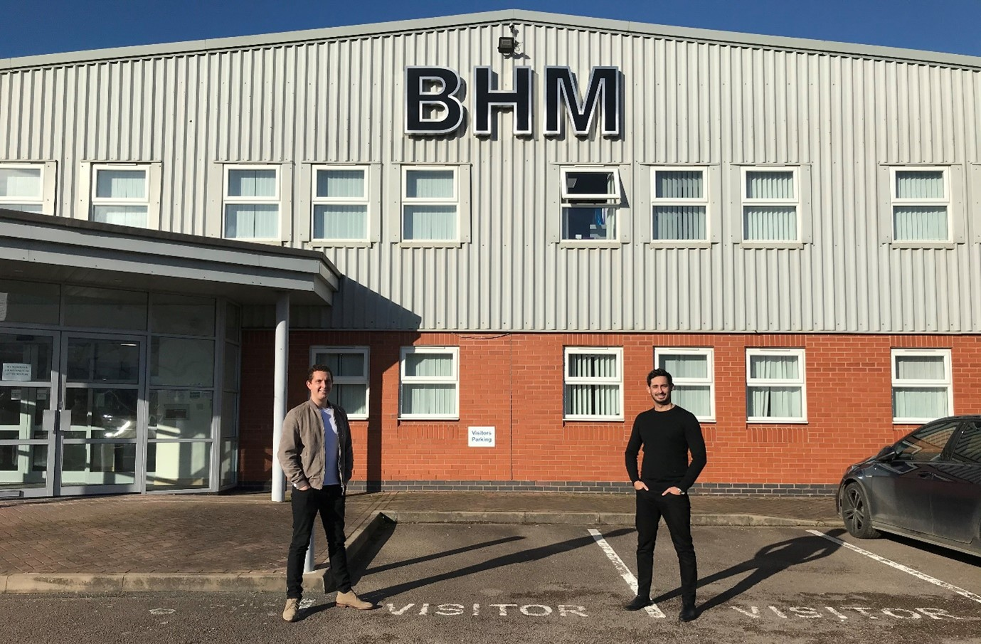New owners at Leicester fashion supplier