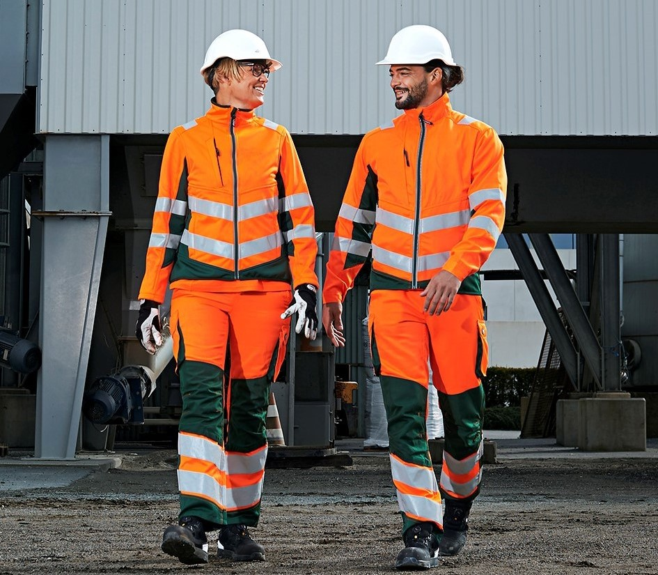 Engel high-vis workwear helps save the environment