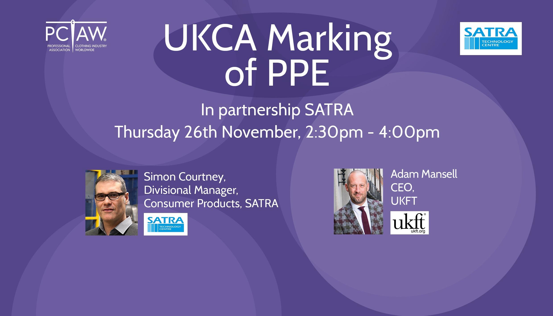 UKCA Marking of PPE