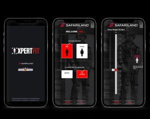 XpertFit™ is a Touchless, First-To-Market Innovation for Public Safety