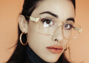 PORTRAIT pops up as the only eyewear brand carrying ART in its veins.
