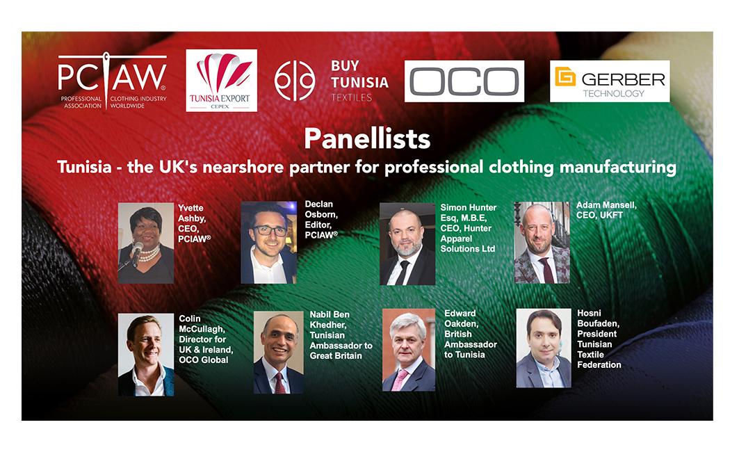 Tunisia panellists