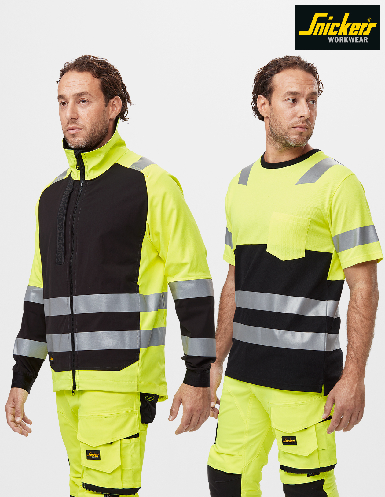 A Superior Range of Hi Vis Protective Wear – for all kinds of light conditions.