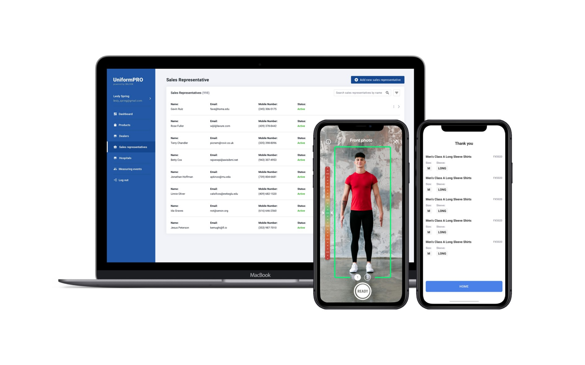 3DLOOK, the global leader in AI-first mobile body measuring and fit solutions, has announced that it has raised $6.5 million in Series A funding, led by Almaz Capital with participation from TMT Investments and Zubr Capital.