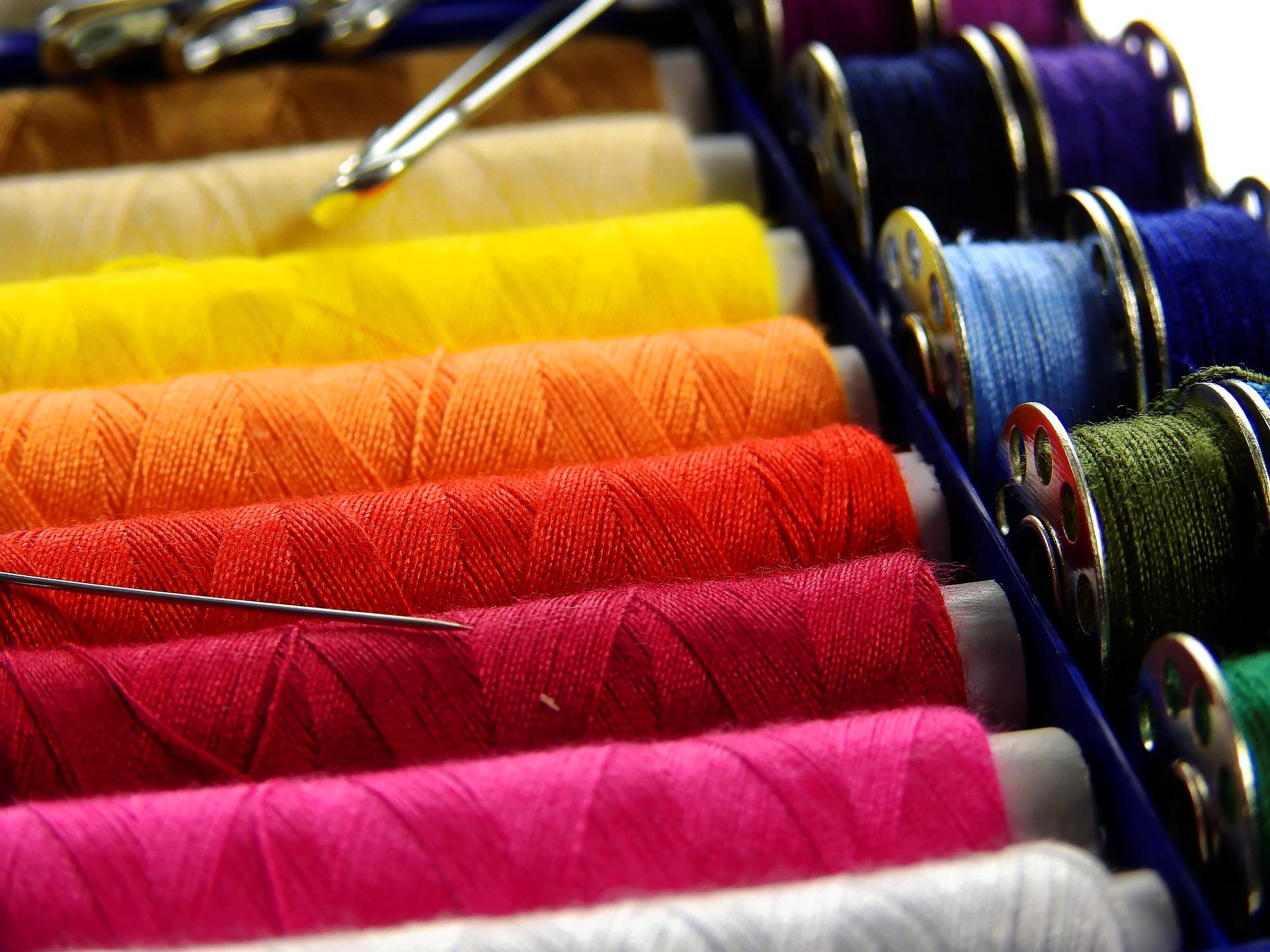 fibres and yarns