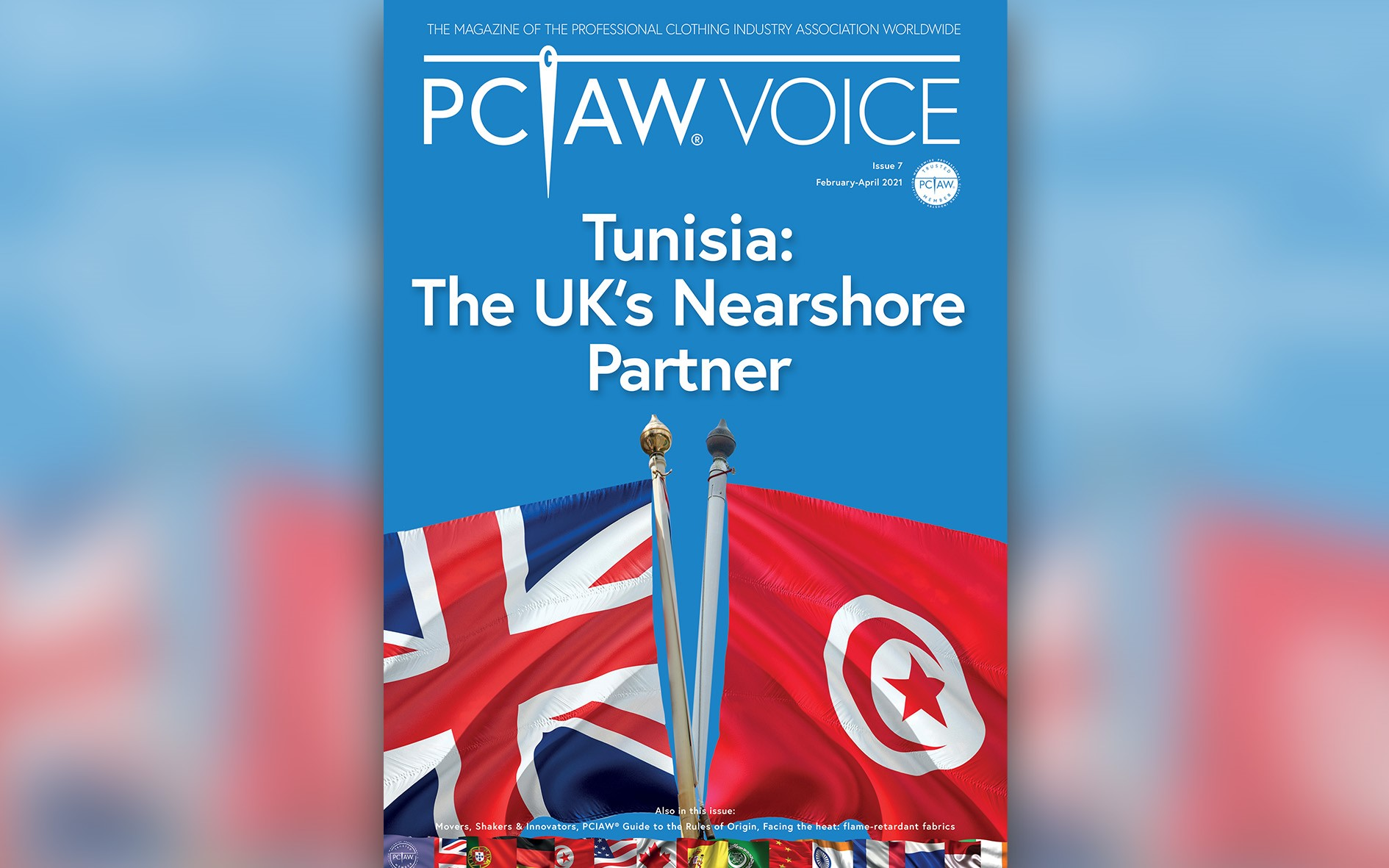 The PCIAW® is pleased to announce that the latest February-April edition of PCIAW®VOICE is out now!