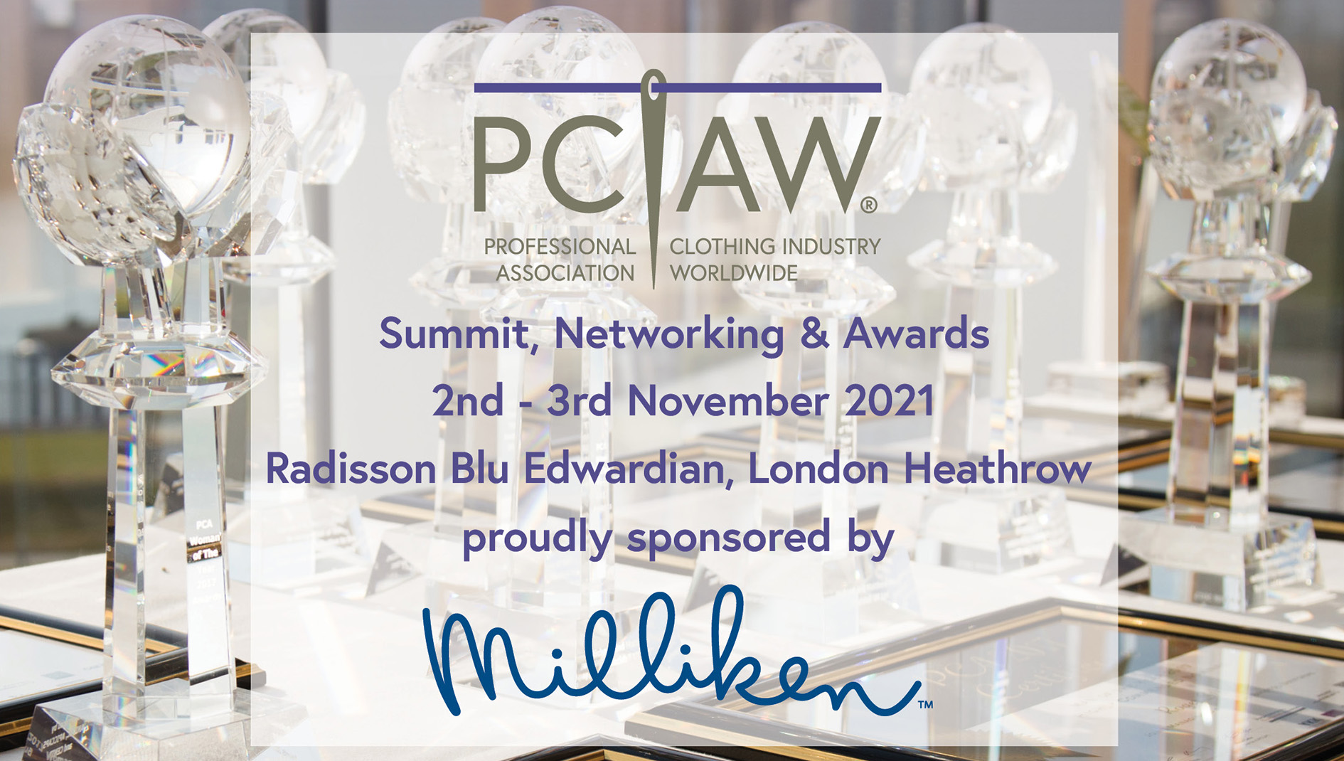 Andrew Newman, Director at the Birmingham 2022 Commonwealth Games, will be presenting the PCIAW® Key Workers Awards