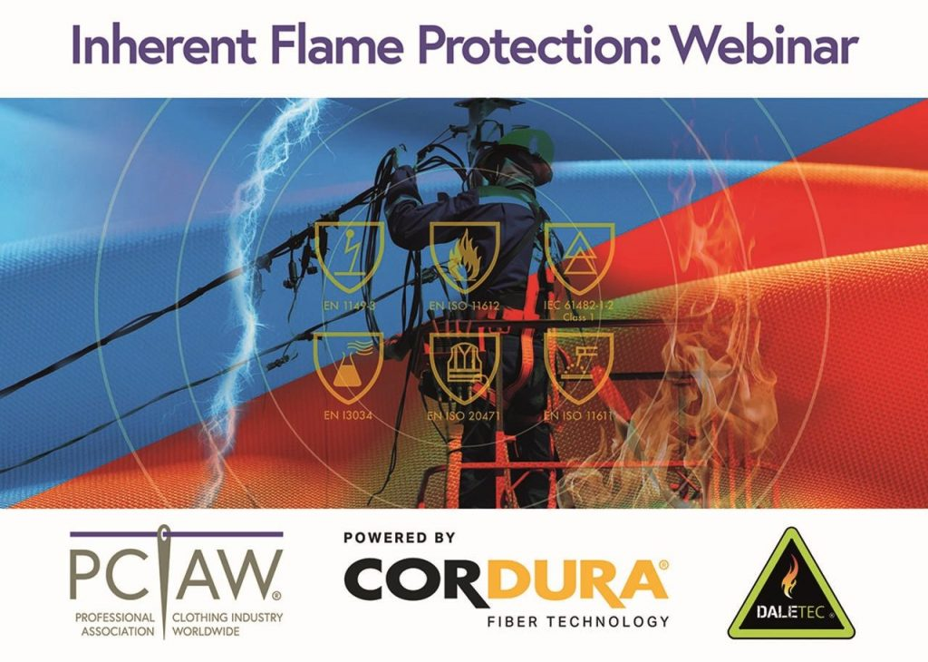 CORDURA® brand and Daletec discuss their collaboration to deliver EXTREME X – Inherent Flame Protection combined with excellent comfort and long-lasting performance.