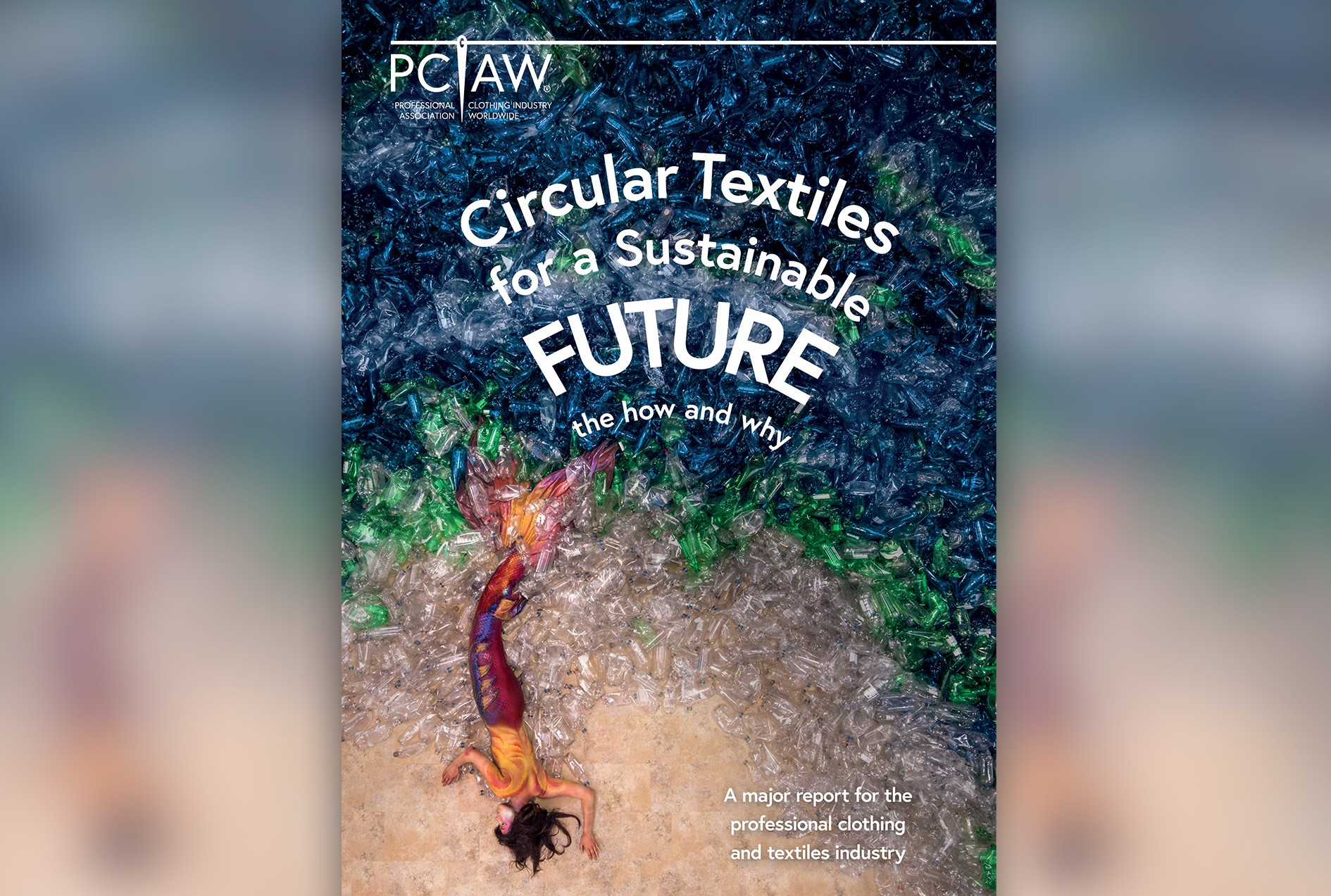 PCIAW® is excited to finally share its first of its kind report, Circular Textiles for a Sustainable Future, with buyers across the world.