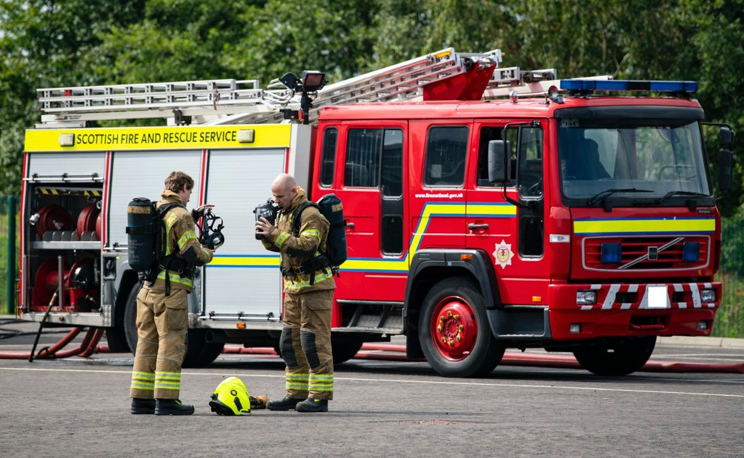 MSA Bristol has secured a major new managed services contract with the UK's largest fire and rescue service: Scottish Fire and Rescue Service.