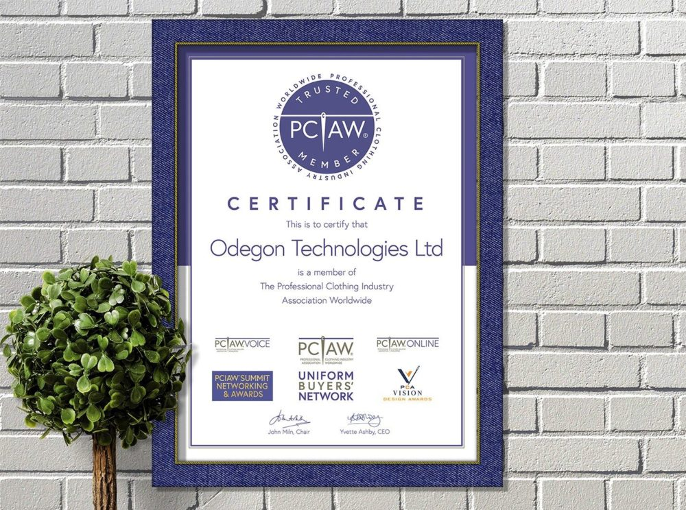 The PCIAW® is pleased to welcome Odegon Technologies as the latest PCIAW® Trusted Member.
