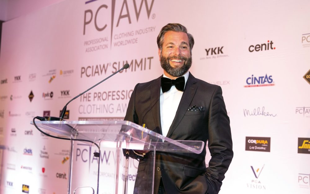 We are pleased to announce that Paul Castelli, International Sales Director at Westex: A Milliken Brand, will co-launch the PCIAW® Summit on 2nd November 2021, in partnership with Yvette Ashby, Founder and CEO of PCIAW®.