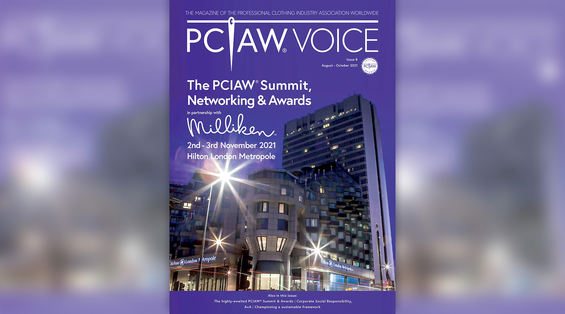 The latest edition of PCIAW®VOICE Magazine is out now!