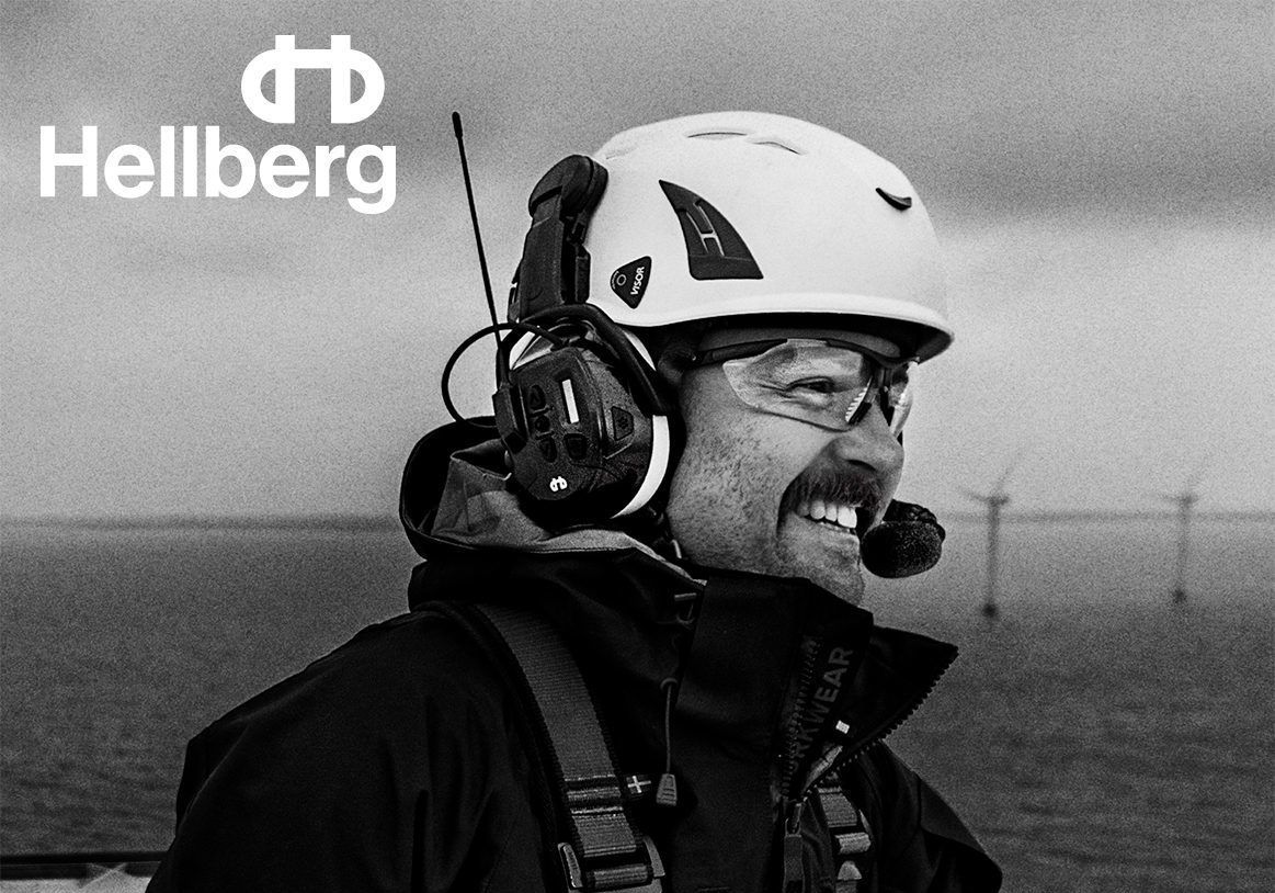 The new and improved technology throughout the Hellberg Safety communications product range delivers the most advanced protection.