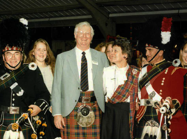 The Directors of Madeira have the sad duty to advise the industry about the passing of Ian MacPherson at the age of 85 and of his wife Sara, aged 79, who died of an unrelated illness just weeks later.