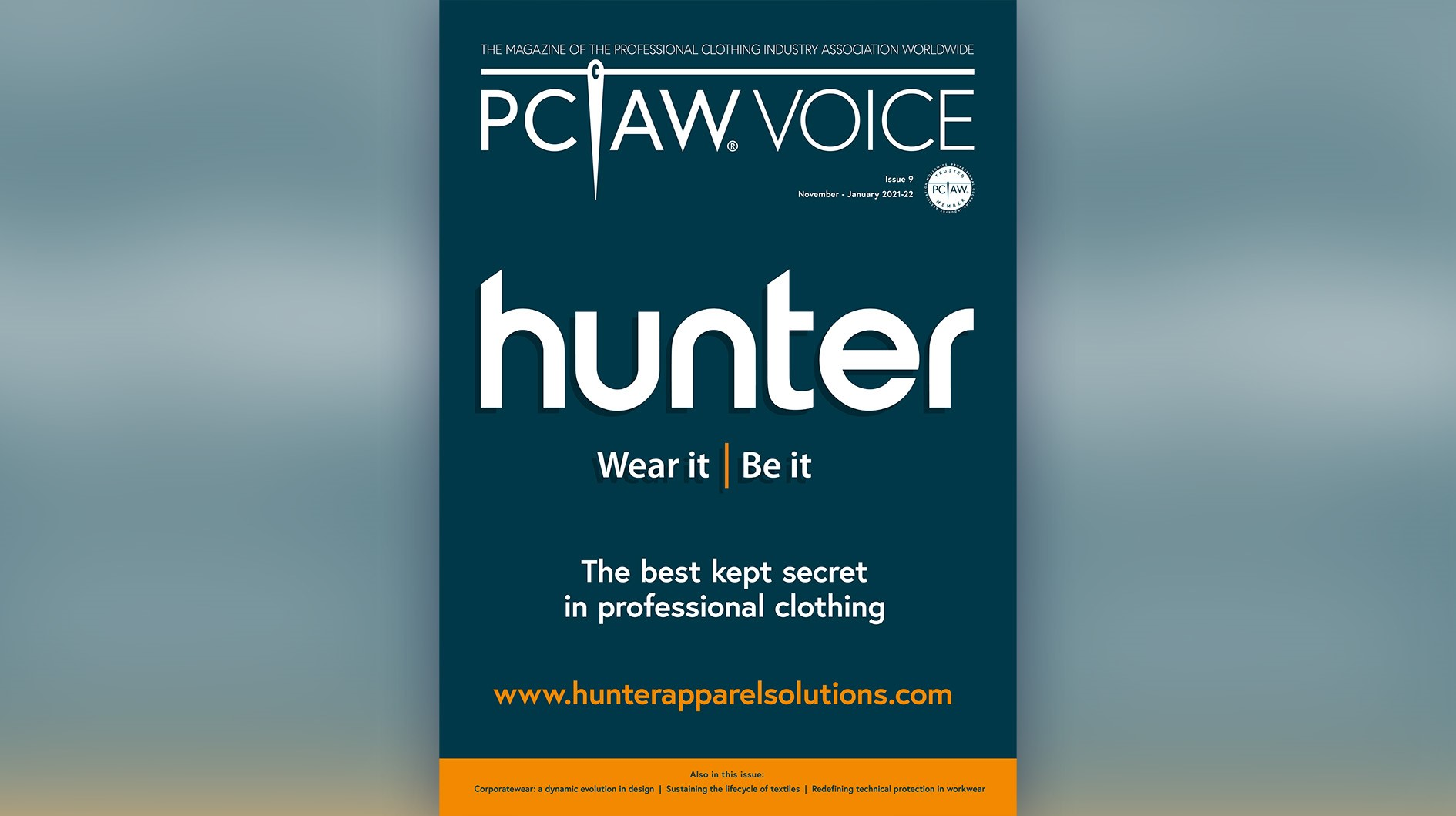 The latest November-January edition of PCIAW®VOICE Magazine is out now!